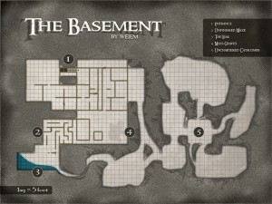 The Basement, by weem