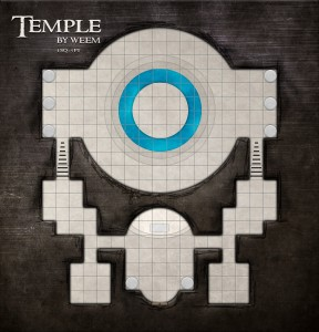 The Temple, by weem