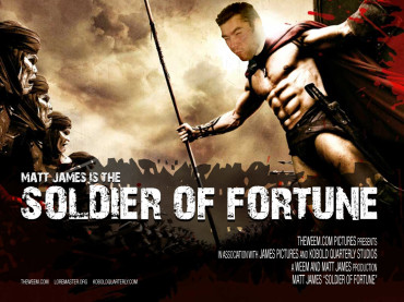 Matt James is the SOLDIER OF FORTUNE!!!