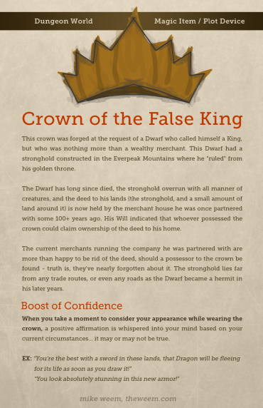 Crown of the False King