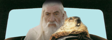 Gandalf's Groundhog Day, or Gandalf the Time Traveler
